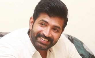 Arun Vijay heads to the last leg shoot of his upcoming entertainer!