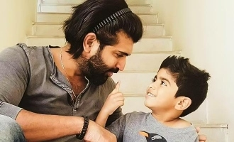 Arun Vijay's son to debut in top production house's movie!