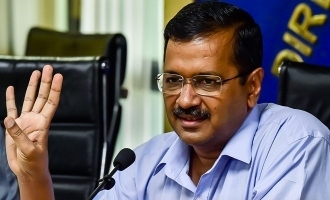 Arvind Kejriwal supports Centre on Article 370