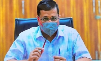 delhi chief minister arvind kejriwal self isolation developing fever sore throat to test covid 19 symptoms coronavirus