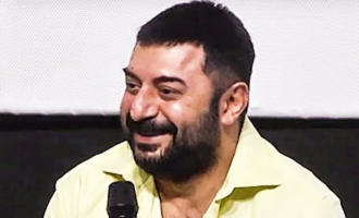 Arvind Swamy Funny Reply about Political Tweets