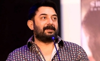 Arvind Swami's next gets an interesting title!
