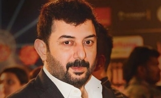 Arvind Swamy to play a physically challenged person in his next
