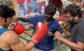 Sarpetta Parambarai update Pa Ranjith Arya OTT release