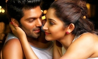Star couple Arya - Sayyeshaa begin next!