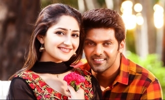 Arya officially announces wedding with Sayyeshaa