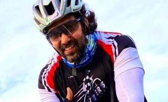 Arya's 100 km cycle ride during lockdown!