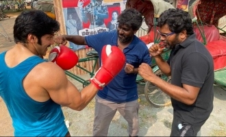 Arya punches to the finishing line for his 30th film