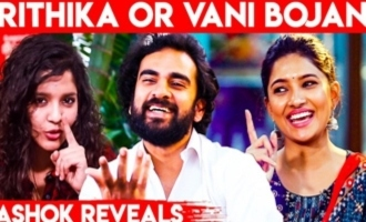 I got a punch everyday - Ashok Selvan - Vani Bhojan interview