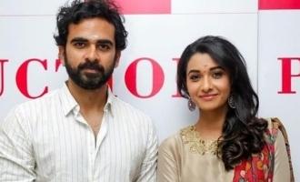 Ashok Selvan and Priya Bhavani Shankar team up for first time!