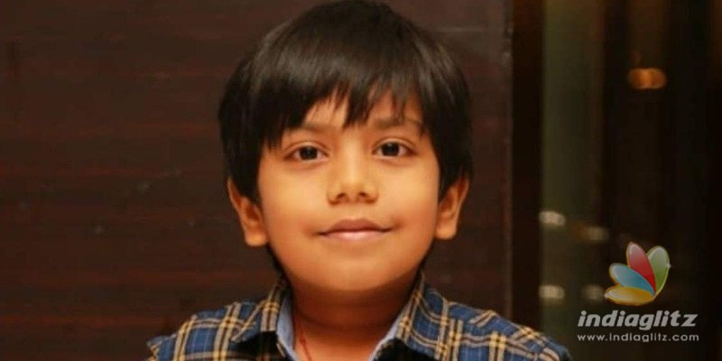 Important Coronavirus video message by Super Deluxe cute child star Ashwanth