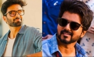 'Cooku With Comali' Ashwin becomes movie hero with a strong Thalapathy Vijay connection