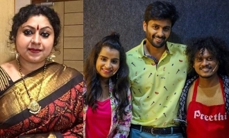 Pugazh is cute, Ashwin is a gentleman - Cook with Comali Shivangi's mother opens up!