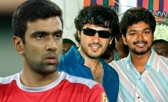 Aswin advised to Ajith and Vijay fans