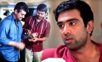 Ajith-Vijay's best and All time favorite Tamil hero of Ravichandran Ashwin