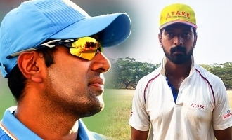 Ravichandran Ashwin lauds Vikranth for his latest achievement