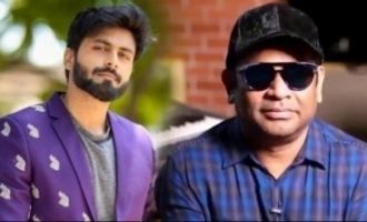 'Cooku With Comali' Ashwin becomes movie hero as predicted by A.R. Rahman