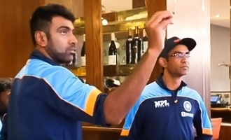How team india get themselves engaged during the rain