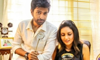 Vikram Prabhu's action thriller gets ready!