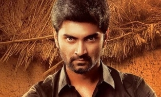 Atharvaa stranded in Dubai airport for 24 hours