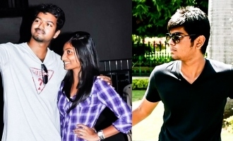 How Vijay's niece and Atharvaa's brother fell in love and getting engaged