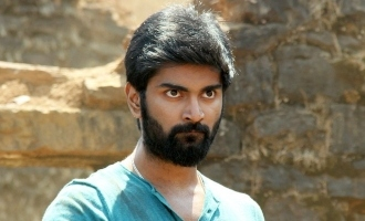 Producer files police complaint against Atharvaa!