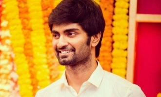 Atharvaa's marriage fixed?