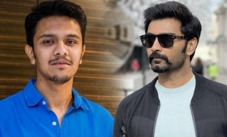 Karthick Naren to team up with the charming actor Atharvaa? - Hot Update