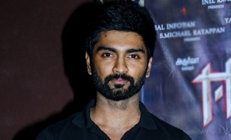 Veteran action hero joins Atharva's next movie!