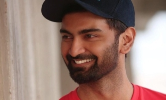 Atharvaa kick starts his new Project with Lyca Productions - Details