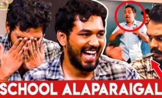 OMG! First Love, Smoking, Exams and School Alaparaigal | Hip Hop Adhi Hilarious Interview