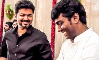 Atlee confirms next movie with Vijay?