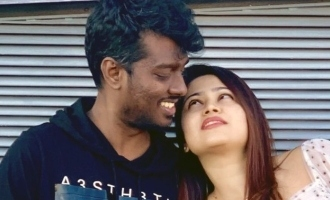 Atlee's romantic message to Priya will give you a hearty smile!