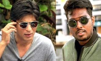 Is SRK - Atlee film inspired by Money Heist?