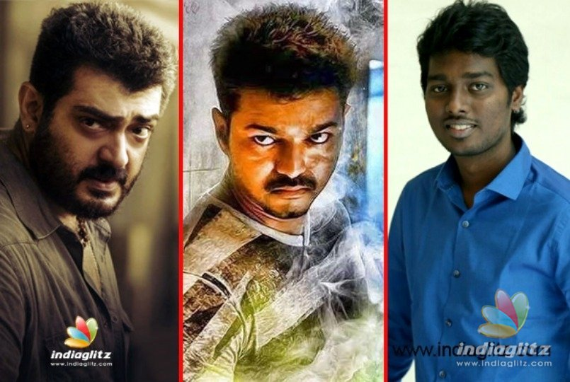 Ajith-Vijay combo mega movie by a hattrick hit director