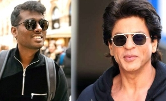 Shahrukh Khan's exciting role in Atlee's next revealed!