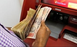 கொரோனா; அடுத்த 3 மாதங்களுக்கு ATMகளில் சேவைக்கட்டணம் இல்லாமல் பணம் எடுக்கலாம்!!!