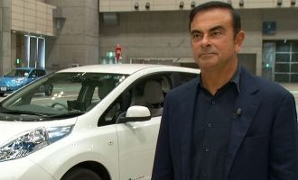 Nissan and Renault CEO arrested