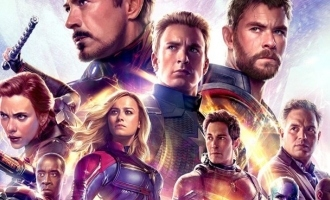 Avengers End game is Censored UA and 181 minutes running time