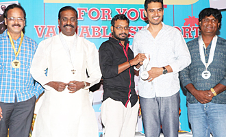 64th National Film Award Winners Thanks Meet