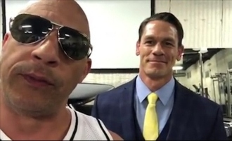 WOW! John Cena confirmed for 'Fast and Furious 9'