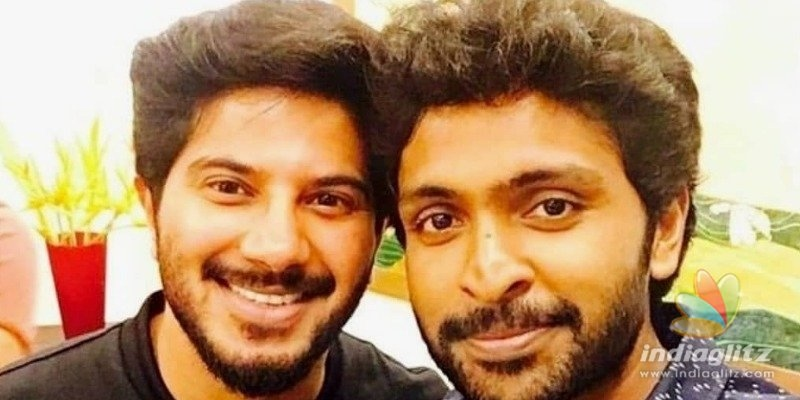 Vikram Prabhu and Dulquer Salmaan unite for a new movie
