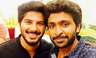 Vikram Prabhu - Dulquer Salmaan in Thala Ajith - Chiyaan Vikram movie remake?