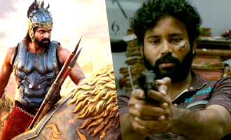 'Visaranai' and 'Baahubali' share a precious honour