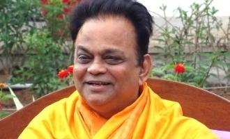 Actor Shunmugarajan support to Sivasankar Baba