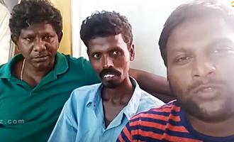Kadhal fame Viruchagakanth saved from Begging by actors : Pallu Babu