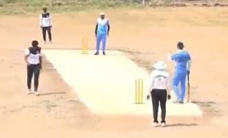 Cricketer dies after collapsing at non-striker's end; Video goes viral