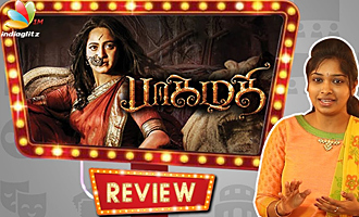 Bhaagamathie Movie Review by Vidhya