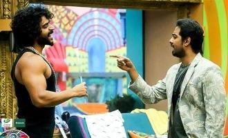 Aari and Balaji bond over Bigg Boss 4 freeze task fun!