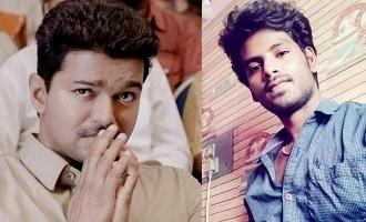 Thalapathy Vijay expresses his condolences to family of fan Bala who died by suicide